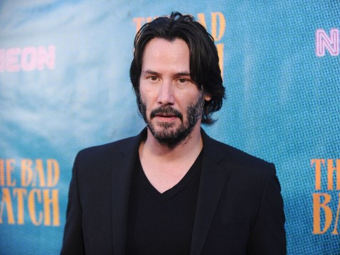 There's an actual petition to make Keanu Reeves Time's Person Of The Year and make it happen people