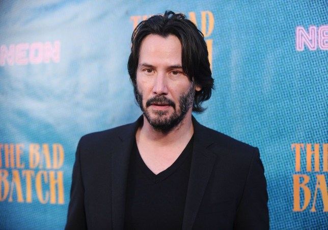 GettyImages-801064020 Keanu Reeves has no idea how hard we stan – but appreciates the love