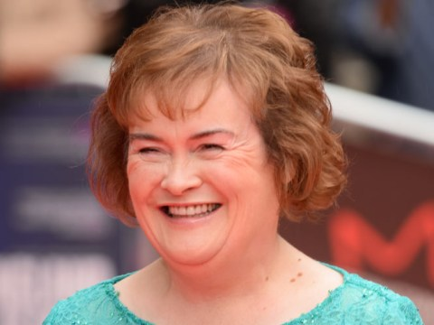 Susan Boyle reveals surprise proposal and date with a doctor after Britain's Got Talent