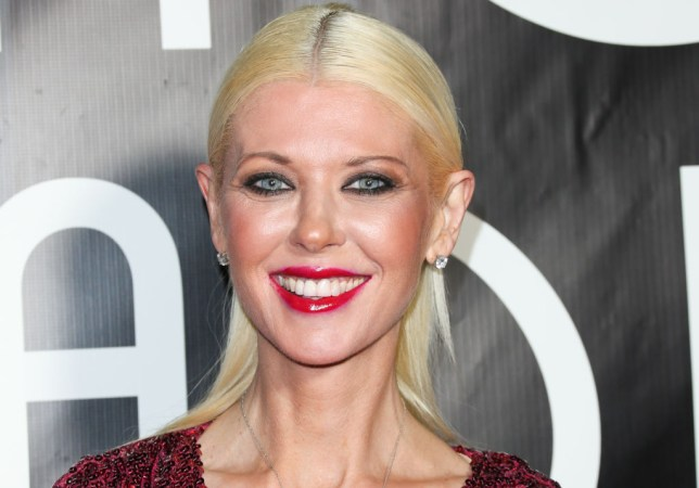 Sharknado actress Tara Reid