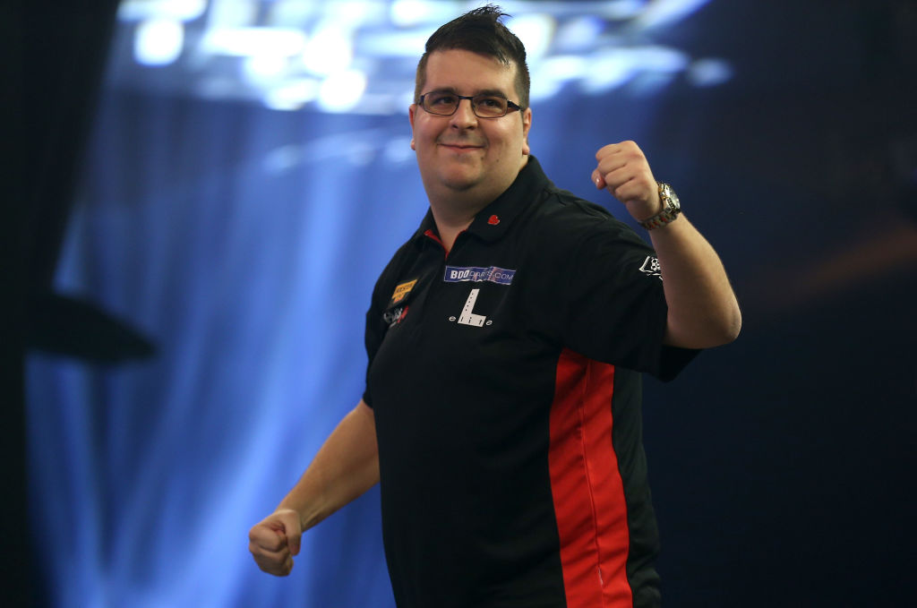 Willem Mandigers slams BDO and calls for more clarity from darts' top brass