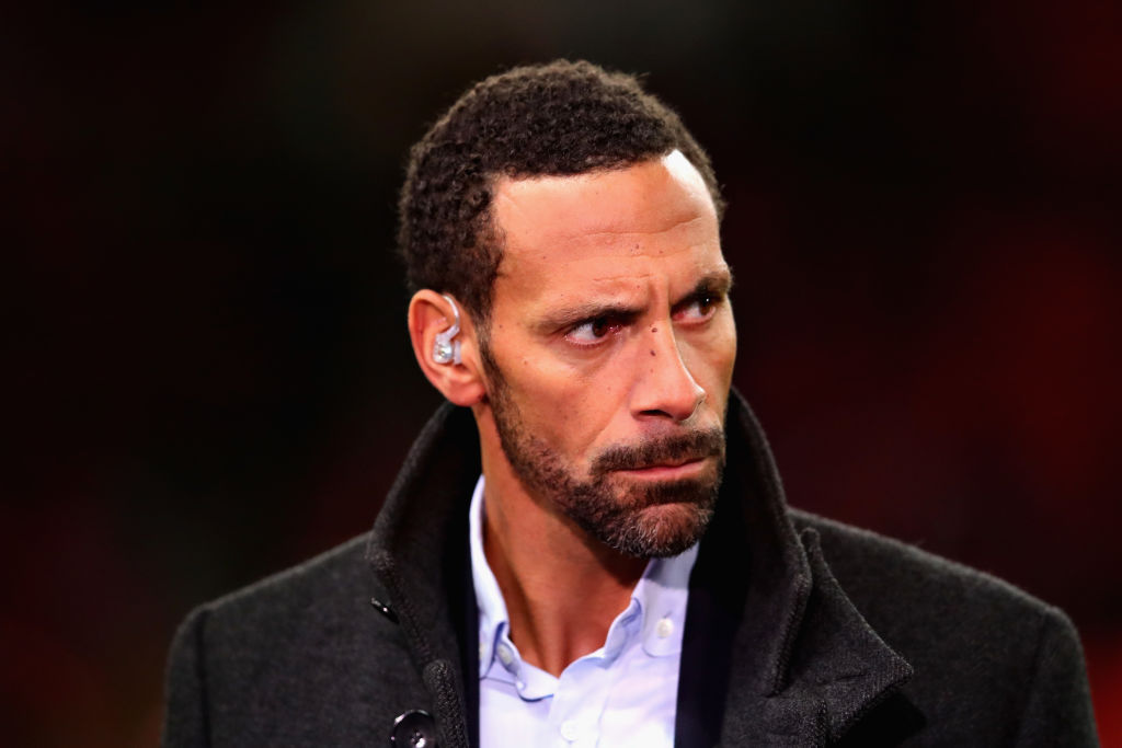 Rio Ferdinand in talks to become new Manchester United sporting director