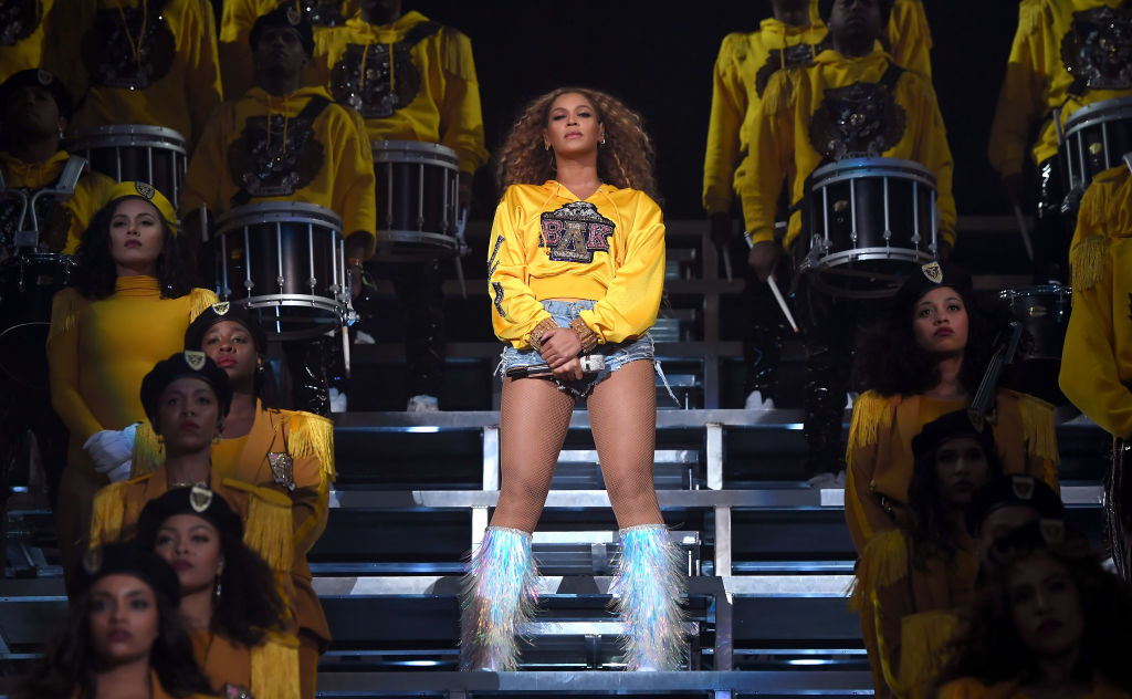 When is Beyonce's Homecoming documentary released on Netflix?