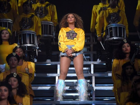 There's a brand new song on Beyonce's new album and it's an absolute banger
