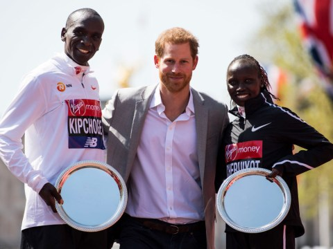 What is the 2019 London Marathon prize money?