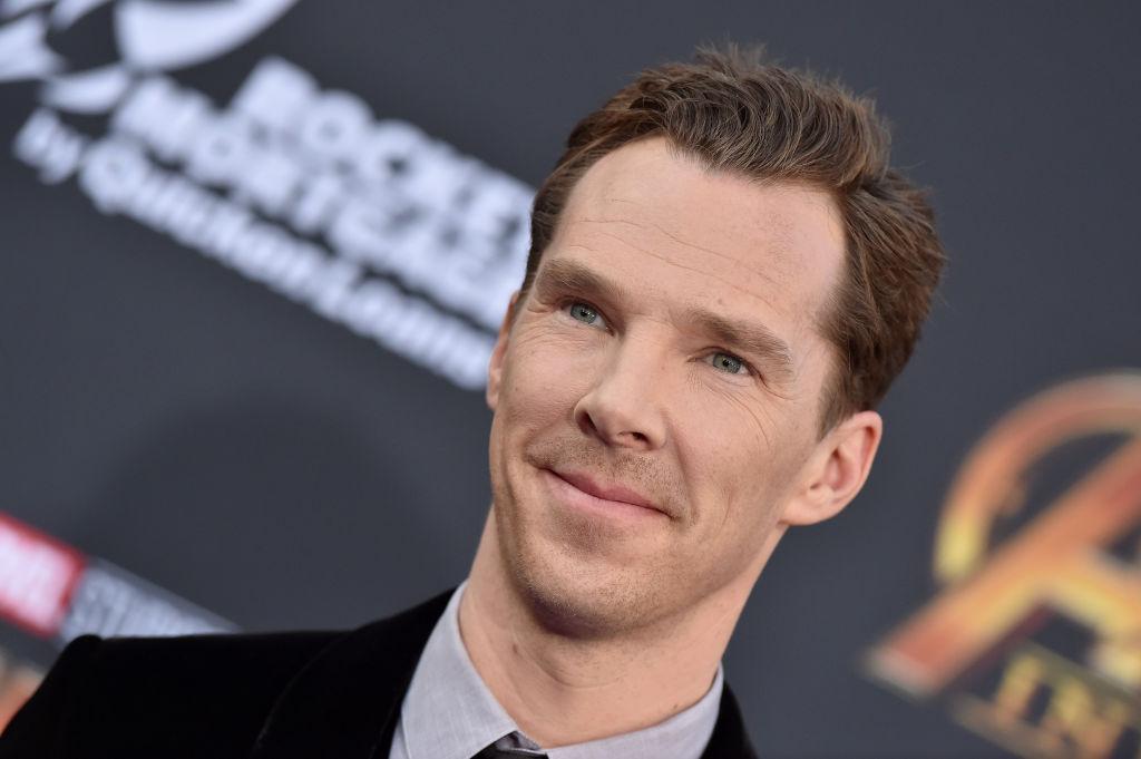 Benedict Cumberbatch 'knocks cyclist off his bike with Lamborghini 4×4' on Isle Of Wight