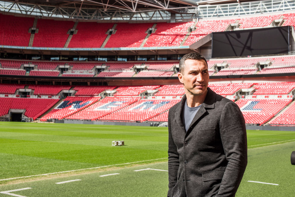 Wladimir Klitschko wants £76million to come out of retirement
