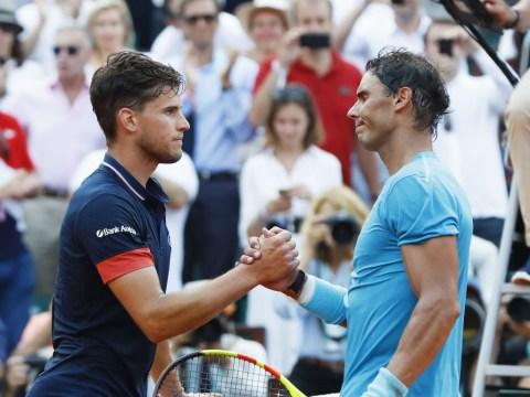 Dominic Thiem reveals gameplan to beat Rafael Nadal