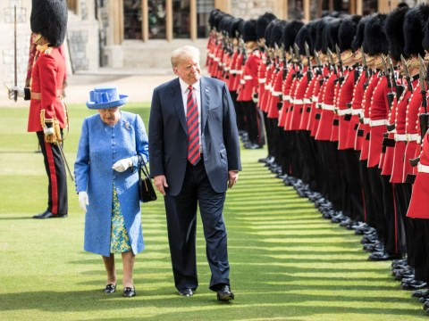 Protests against Trump's state visit will be larger and louder than ever