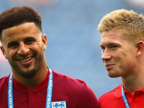 Kevin De Bruyne explains why England are favourites to win the European Championships in 2020