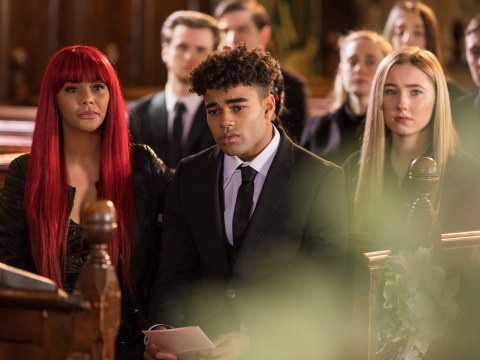 Hollyoaks spoilers: Prince McQueen shoots Romeo Quinn over Lily's death?