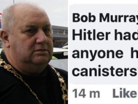 Labour councillor suspended for 'saying Hitler had the right idea'