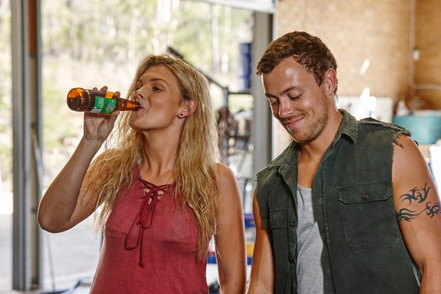 Romance for Ziggy and Dean in Home and Away?