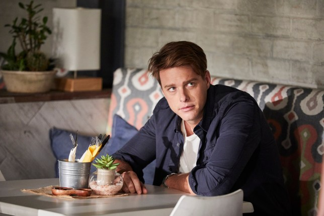 Colby makes a decision about Ross' death in Home and Away