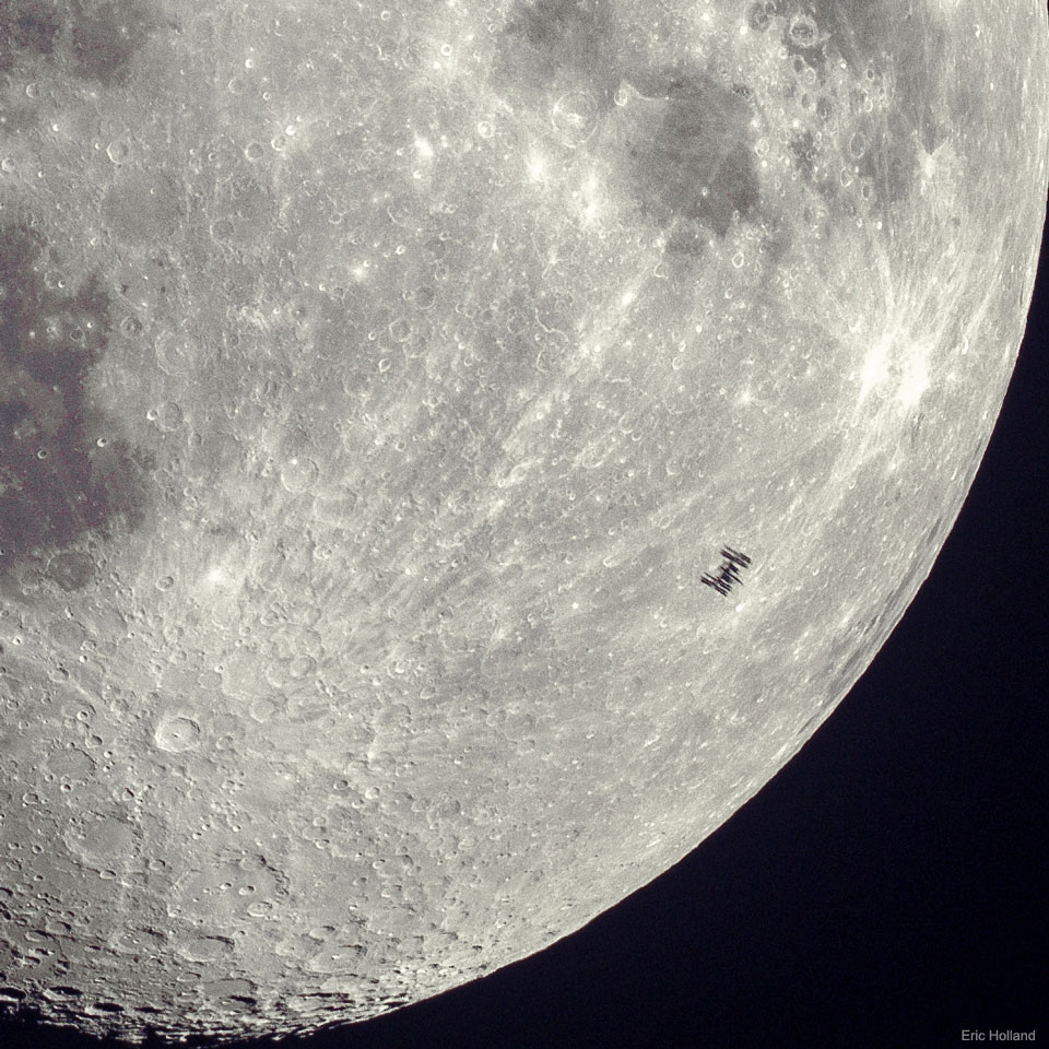 Nasa releases perfectly timed photo of an 'unusual spot on the moon'