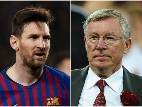 How Sir Alex Ferguson planned to stop Lionel Messi when Manchester United faced Barcelona