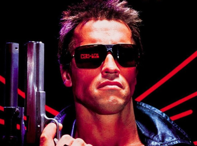 Could Arnie be about to appear in Mortal Kombat?