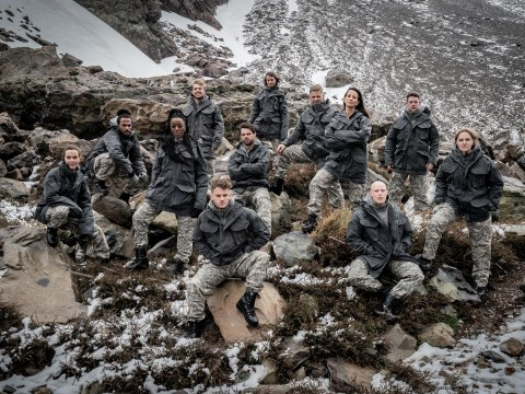 What time is Celebrity SAS: Who Dares Wins on Channel 4 and is Ant Middleton on it?