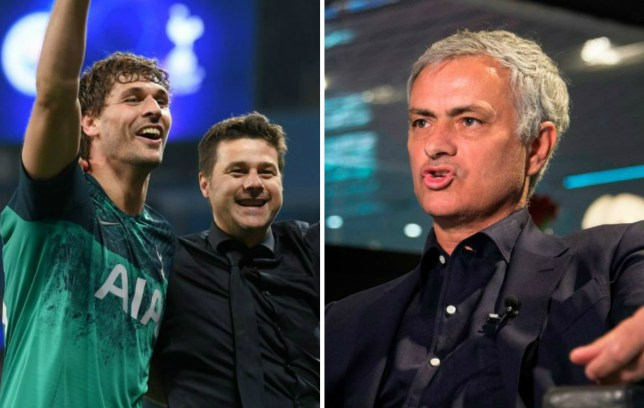 Jose Mourinho rates Tottenham's Champions League chances after Man City win