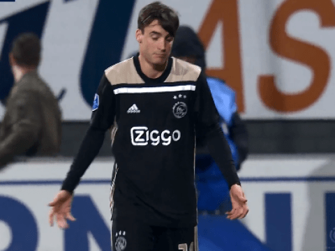 Arsenal transfer target Nicolas Tagliafico scores embarrassing own goal for Ajax