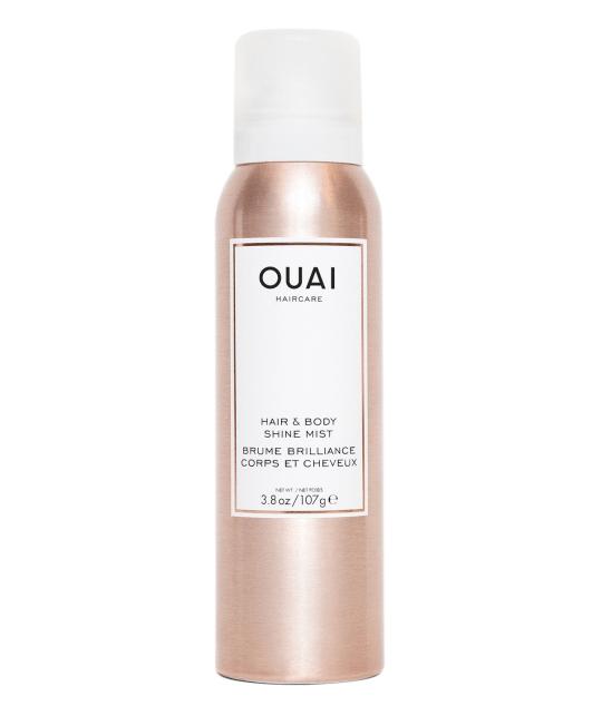 OUAI Haircare Hair and Body Shine Mist