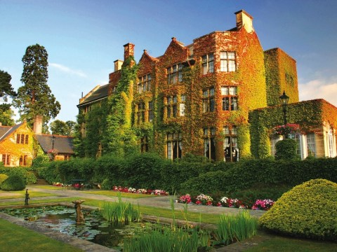 Most romantic hotels in the UK: Pennyhill Park, an Exclusive Hotel & Spa