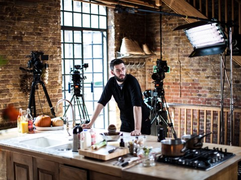 Entrepreneurs behind production company Electric Robin reveal how they shoot footage on every continent while co-ordinating a team in the UK
