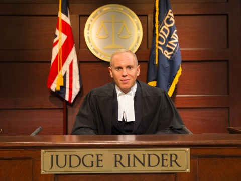 Judge Rinder tears up as he pays tribute to grandfather who died from coronavirus: 'He survived World War II'