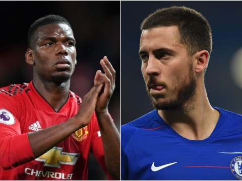 PFA Team of the Year revealed: Eden Hazard misses out but Paul Pogba gets picked