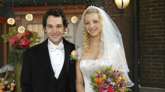 Mike and Phoebe's wedding almost didn't happen in Friends | Metro News