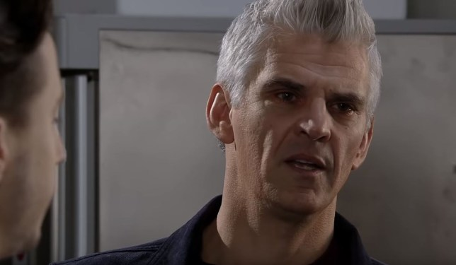 Robert Preston makes a huge discovery in Coronation Street