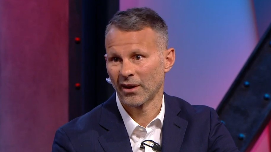 Ryan Giggs was less than impressed with Marcus Rashford's appearance