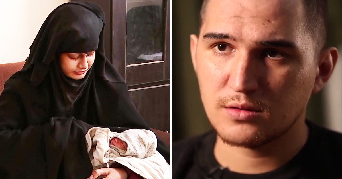 Isis bride Shamima Begum's husband wants them to have 'a normal life' in Europe