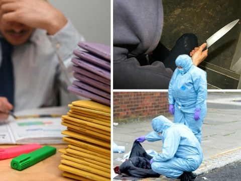 Teachers and nurses 'accountable for violent crime' after weekend spate of stabbings