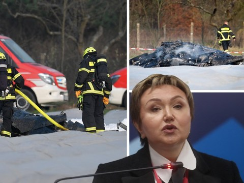 One of Russia's richest women dies in private jet crash in Germany