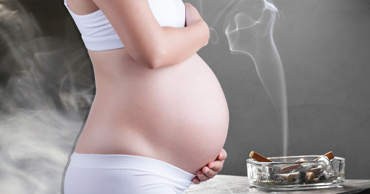 Testing pregnant women for smoking is a step towards living in the Handmaid's Tale