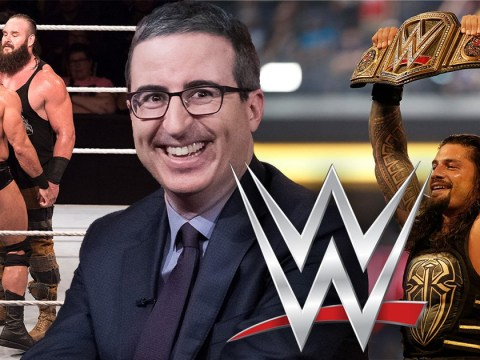 John Oliver rips into 'morally subterranean' WWE and Vince McMahon for 'not caring about wrestlers'