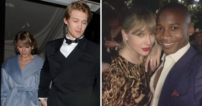 e300e8c5bc6f Taylor Swift sparks Joe Alwyn engagement rumours with personalised ring as  fans go wild