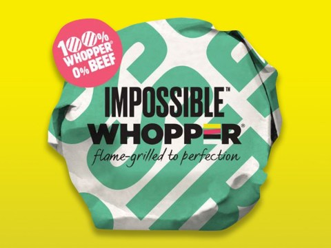 Burger King launches meatless 'Impossible Whopper'