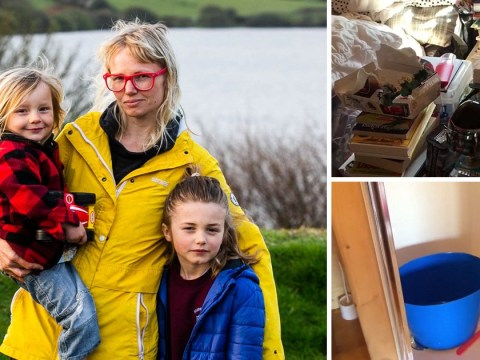 Family on Universal Credit forced to live in glamping pod