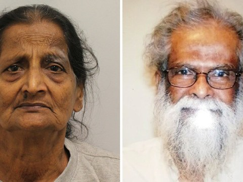 Pensioner who beat partially paralysed husband to death with a pole cleared of murder