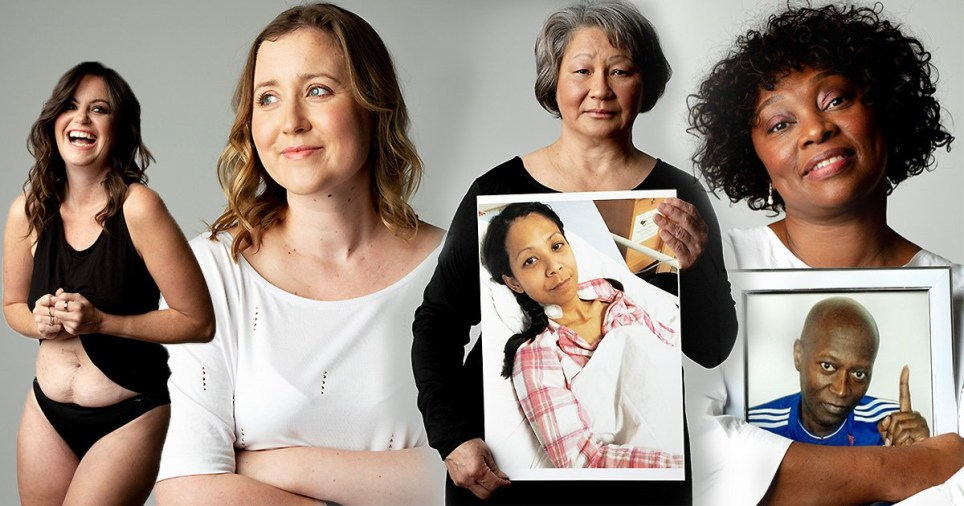 People Tell Their Stories For Bowel Cancer Awareness Month Metro News