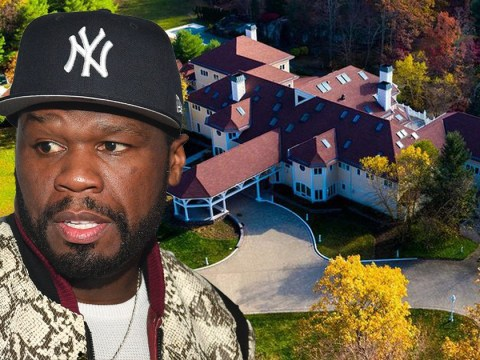 Inside 50 Cent's $18 million mega mansion with personal night club and 40-person hot tub