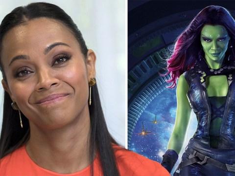 Avengers' Zoe Saldana believes Gamora's death at hands of 'terrorist' Thanos was necessary