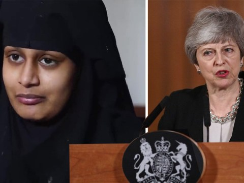 Isis bride Shamima Begum 'sick of boring Brexit' on TV in refugee camp