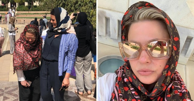 Lisa Armstrong is well and truly loving life in Oman and we're living vicariously