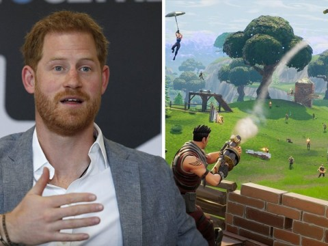 Prince Harry under fire for slamming Fortnite