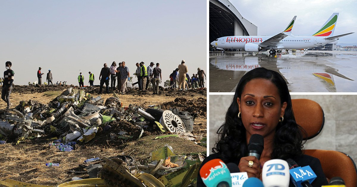 Pilots of Boeing 737 Max 'did everything they could' to avoid crash that killed 157