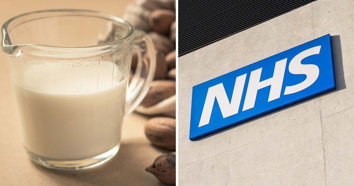 Vegans slam NHS dairy-only milk vouchers as 'discriminatory'
