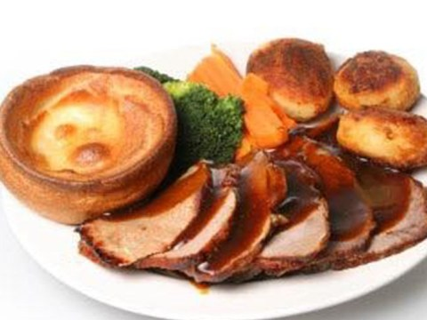Pub's £1 roast trial such a success they've made it permanent